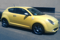 """ 14 - ITALY - Yellow coupé - Alfa Romeo MiTo QV - sports car in Milan - Quadrifoglio Verde coupes.png"