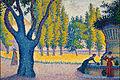 'Saint-Tropez. Fontaine des Lices' by Paul Signac, 1895.jpg
