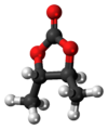 (S,S)-2,3-Butylene carbonate 3D ball.png