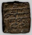 (cuneiform tablet E) obverse (22174590605).jpg