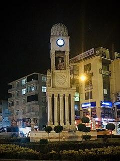 Gazi Osman Paşa, Çerkezköy Neighborhood in Tekirdağ Province, Marmara, Turkey