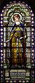 Église Saint-Denis-de-la-Croix-Rousse de Lyon - Vitrail sainte Clotilde.jpg