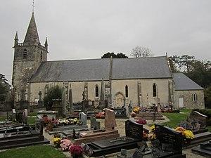 Église Sainte-Marguerite de Neuville-au-Plain