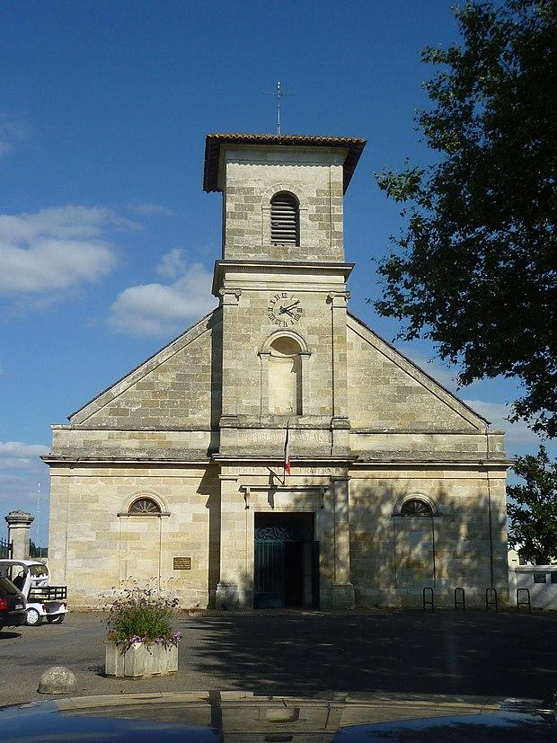 Monument historique à Bègles