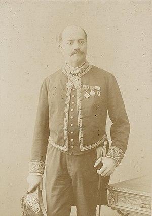 Étienne Aymonier - Étienne François Aymonier