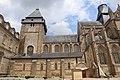 Évron (53) Basilique Notre-Dame de l'Épine - Extérieur - 02.jpg