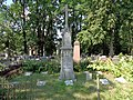 Łódź-grave of Maria Paszkiewicz and members of Saenger, Stegmann and Fleischer family.jpg