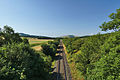 Železniční trať, Javorník, okres Hodonín.jpg