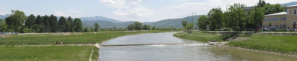 %C5%BDeljeznica river (Ilid%C5%BEa, Sarajevo, Bosnia and Herzegovina)