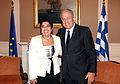 Συνάντηση ΥΠΕΞ Δ. Αβραμόπουλου με ΥΠΕΞ Κυπριακής Δημοκρατίας Ερ. Κοζάκου-Μαρκουλλή (7976557954).jpg