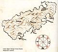 Χάρτης της νήσου Λοσίνι στην Κροατία - Antonio Millo - 1582-1591.jpg