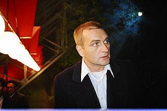 Aleksandr Baluev - Image: Александр Балуев (фото Игоря Мухина, 1997 года)