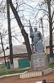 Братська могила радянських воїнів у Ромнах по вулиці Полтавська.jpg