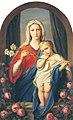 Бруни Ф.А. - Богоматерь с младенцем в розах - 1843.jpg