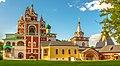 Вид на Звонницу Саввино-Сторожевского монастыря, г. Звенигород.jpg