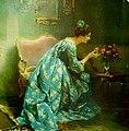 """Виктор Шрамм """"Идеальный аромат"""" (A Perfect Scent) , 1897 г..jpg"""