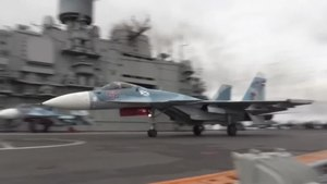 File:Возвращение палубной авиации СФ с борта ТАВКР «Адмирал Кузнецов».webm