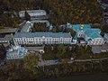 Готель, у якому зупинявся Чехов А. П. Святогірськ 2018 DJI 0038.jpg