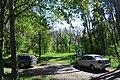Дубовий гай Заїзд з траси DSC 0432.jpg