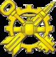 Емблема частин та підрозділів логістики (2007).png