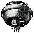 Жироскопический компас Аншютца снизу.jpg