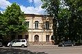 Житомир, Будинок в якому М. О. Щорсом була заснована школа червоних командирів, Вул. Пушкінська 27.jpg