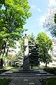 Житомир, Пам'ятник Г. І. Шелушкову — керівнику Житомирського підпілля.jpg