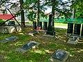 Карелия, Шёлтозеро, Братская могила ВОВ, ул.Почтовая (вид 2).jpg
