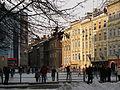 Ковзанка на площі Ринок 2011.JPG
