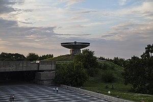 National Museum of the History of Ukraine in the Second World War - Image: Комплекс Українського державного музею Великої Вітчизняної війни 11