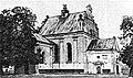 Костел Святих Анни та Станіслава в Лукові. Післявоєнне зображення.jpg