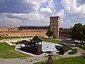 Луцький замок - Церква Іоанна Богослова P1070980.JPG
