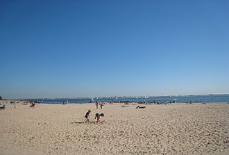 Manhattan Beach, Brooklyn - Manhattan Beach