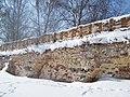 Монастырская ограда, 2013 г., улица Старицкая, 7, Торжок, Тверская область.jpg