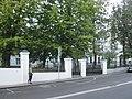 Москва, Воронцово Поле, 3, ограда.jpg