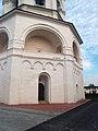 Оснвание колокольни, в Николо-Пешношском монастыре.jpg