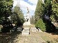 Пам'ятник землякам, полеглим в II світовій війні та в боротьбі за радянську владу, село Марківці.jpg