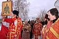 Празднование дня памяти священномученика Василия Константинова-Гришина (с.Кудеиха) 1.jpg
