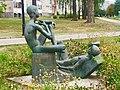 Скульптура композиція «Мрія», Славутич.jpg