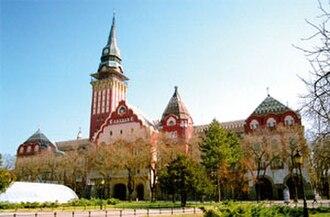 Subotica - Image: Суботица