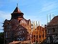 Троицкая церковь на реставрации.JPG