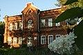 Училище мужское 4-классное в с. Юрла, вид со стороны библиотеки.jpg