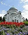 Храм Светог Саве, Београд (Cathedral of Saint Sava) - panoramio.jpg