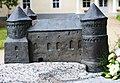 Цесис (Латвия) Макет замка (фрагмент) - panoramio.jpg