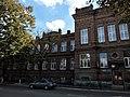 Школа, у якій навчалась Левченко І.М. та Горбатов Б.Л. Бахмут 02.jpg