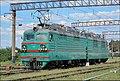 Электровоз ВЛ80С-2333 станция Жмеринка. - panoramio.jpg