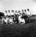 בית-זרע 1951 - קבוצת רימוןיסעור בסיום כיתה ו (חונכי בית הספר היסודי המ btm11410.jpeg