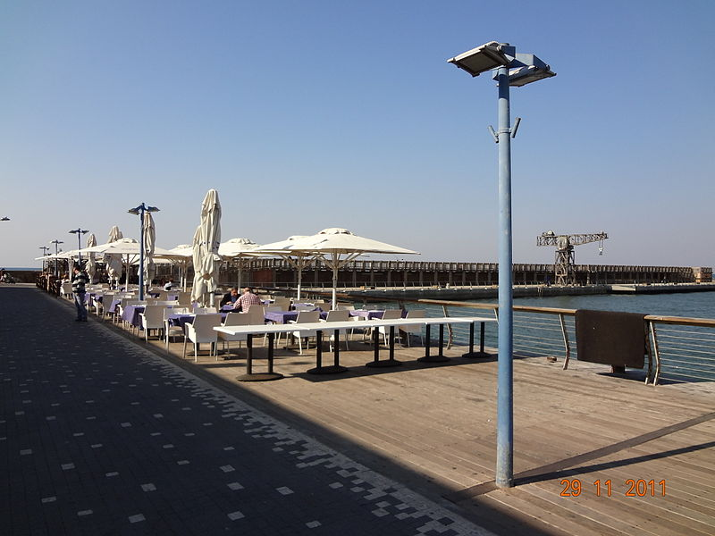 נמל תל אביב