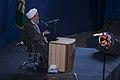 سخنرانی علیرضا پناهیان در جمع هیئت های مذهبی در قصر شیرین به مناسبت بیست و دوم بهمن ماه Alireza Panahian 35.jpg