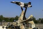 هواپیمای جنگنده-موزه جنگ همدان-fighter aircraft.jpg